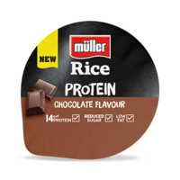 Müller Rice Protein Chocolate Flavour