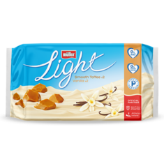 Müllerlight Vanilla & Toffee