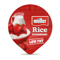 Müller Rice Strawberry