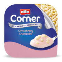 Crunch Corner Strawberry Shortcake