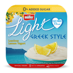 Greek Style Lemon - x4