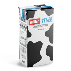 Müller Milk Müller Mini Milk - Whole Milk 189ml