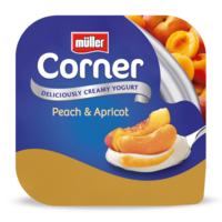 Fruit Corner Peach & Apricot