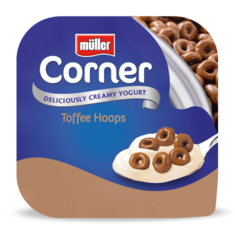 Crunch Corner Toffee Hoops
